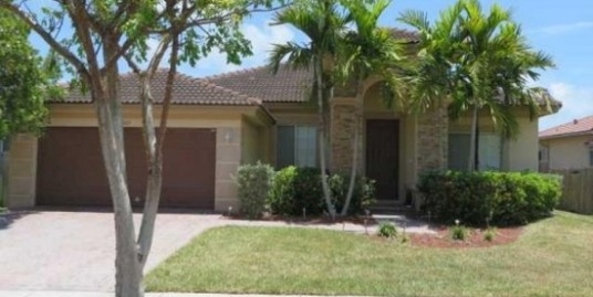 22003 S.W. 95th Place, Cutler Bay, Florida 33190-SOLD