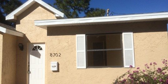 8702 N. Temple Avenue, Tampa, Florida 33617 -SOLD
